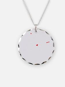 Cute Jadyn Necklace Circle Charm