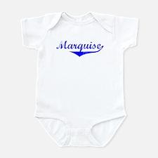 Marquise Vintage (Blue) Infant Bodysuit