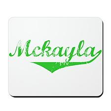 Mckayla Vintage (Green) Mousepad