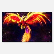 Cute Dragon phoenix Decal