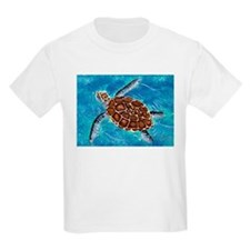 Mexican Turtle Kids T-Shirt