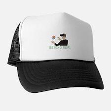 Beyond Real Trucker Hat