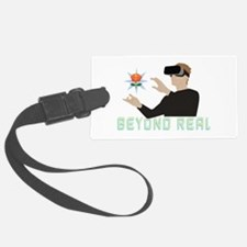 Beyond Real Luggage Tag