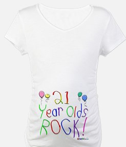 21 Year Olds Rock ! Shirt