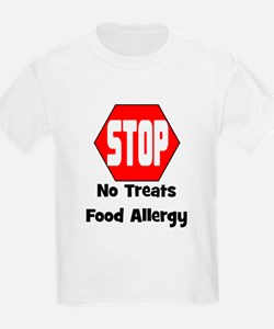 STOP No Treats, Food Al Women's Cap Sleeve T-Shirt