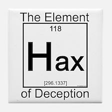 Element HAX Tile Coaster
