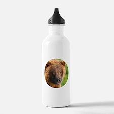Blond Bear Water Bottle