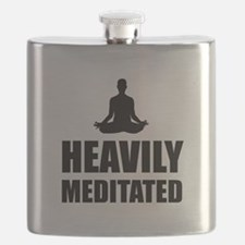 Heavily Meditated Flask