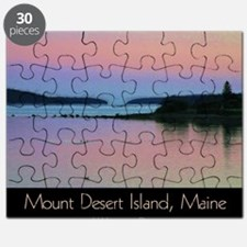 Unique Mt desert island Puzzle