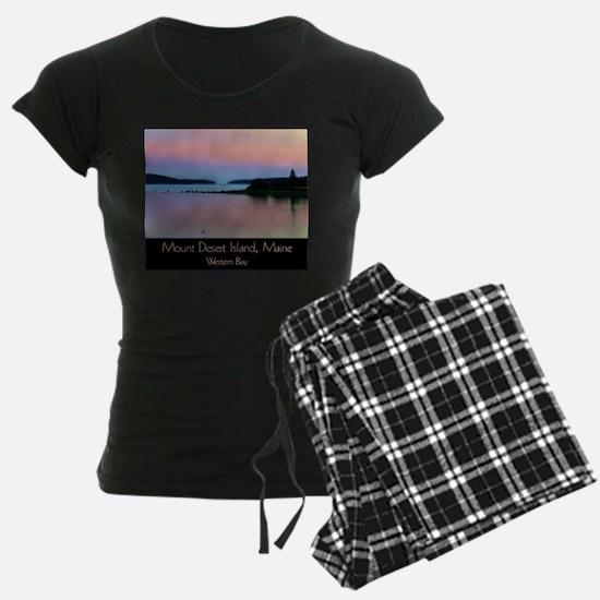 Mount Desert Island - Wester Pajamas