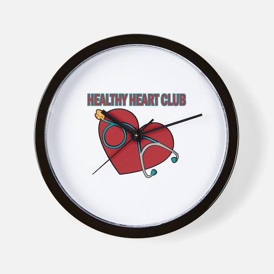 Cardiac Nurses & Patients Wall Clock