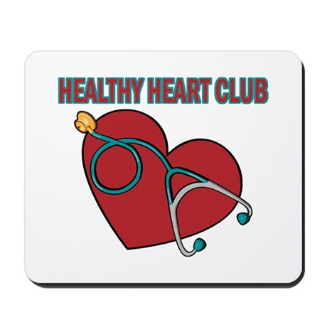 Cardiac Nurses & Patients Mousepad