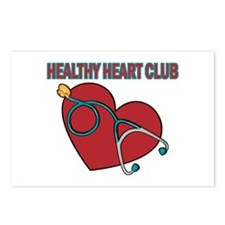 Cardiac Nurses & Patients Postcards (Package of 8)