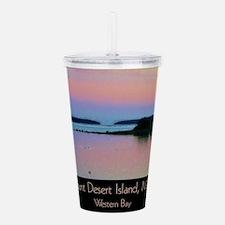 Mount Desert Island - Acrylic Double-wall Tumbler