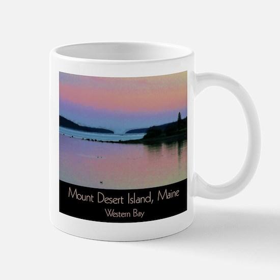 Mount Desert Island - Western Bay Mugs
