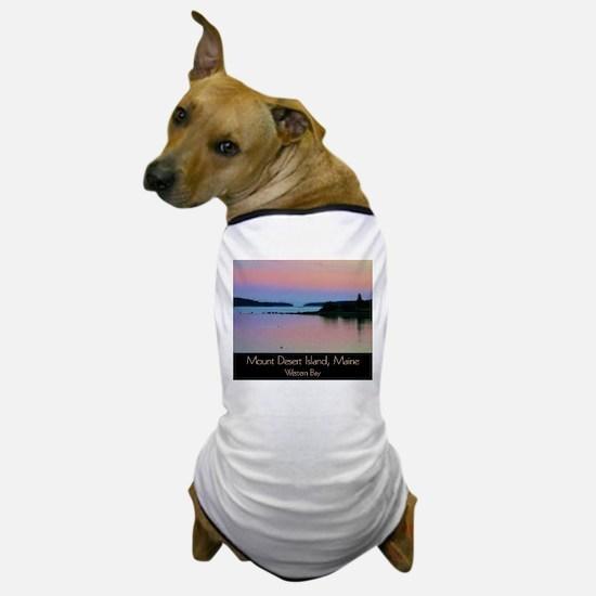 Mount Desert Island - Western Bay Dog T-Shirt