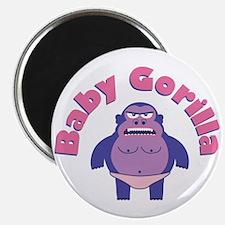 Baby Gorilla Magnet