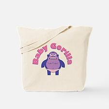 Baby Gorilla Tote Bag