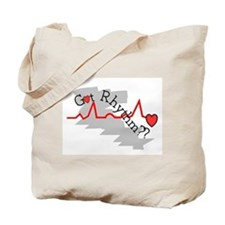 Cute Telemetry Tote Bag