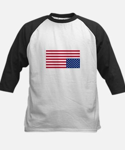 Upside Down Flag Baseball Jersey