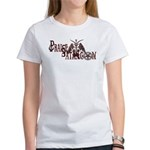 Praise Satan www.praisesatan.com Women's T-Shirt