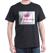 Zimbabwean Princess T-Shirt