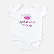 Zimbabwean Princess Infant Bodysuit