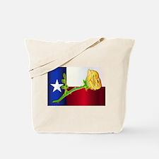 Texas Yellow Rose Tote Bag