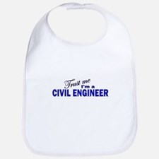 Trust Me I'm a Civil Engineer Bib