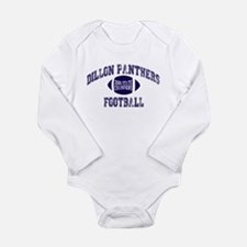 Dillon Football Body Suit