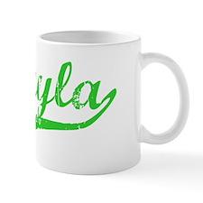 Mikayla Vintage (Green) Mug
