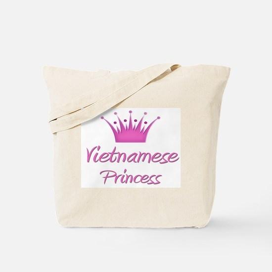 Vietnamese Princess Tote Bag