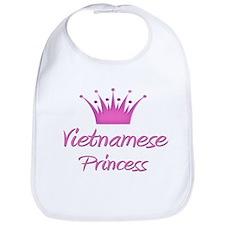 Vietnamese Princess Bib