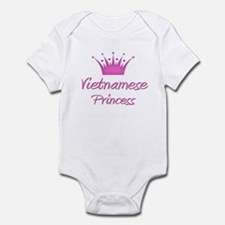 Vietnamese Princess Infant Bodysuit