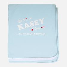Unique Kasey baby blanket