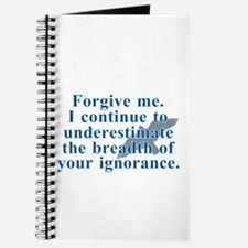 Forgive me, Miss Peregrine's Quote Journal