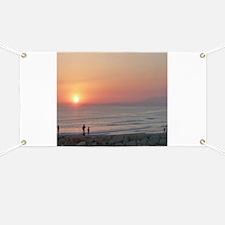 Sunset Beach Caparica Banner