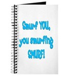 smurf you! Journal