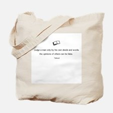 Opinions Can Be False - Tote Bag