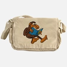 Cute Clarence Messenger Bag