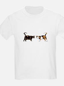 Calico Cat Kids T-Shirt