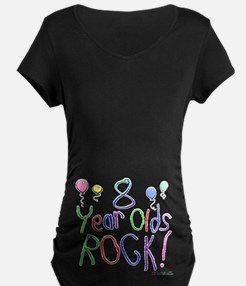 8 Year Olds Rock ! T-Shirt