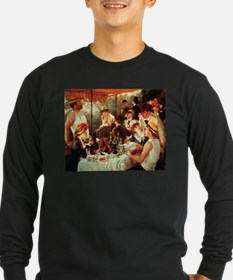 Boating Part Lunch Long Sleeve T-Shirt