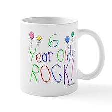 6 Year Olds Rock ! Mug