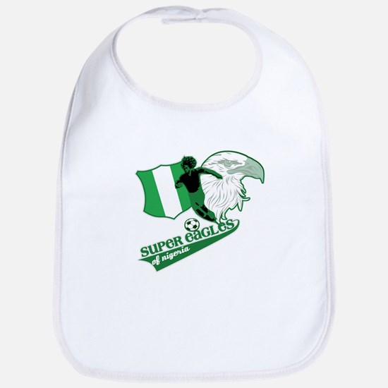 Super Eagles Nigeria Bib