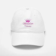 Ukrainian Princess Baseball Baseball Cap