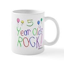 5 Year Olds Rock ! Mug