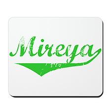 Mireya Vintage (Green) Mousepad