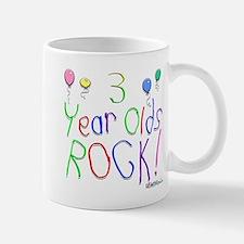 3 Year Olds Rock ! Mug