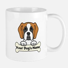 Personalized Saint Bernard Mug